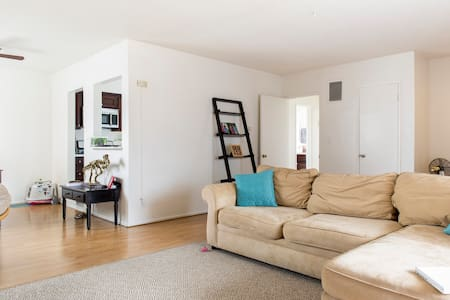 Private Bedroom in ❤️ of Hollywood - Los Angeles - Appartement