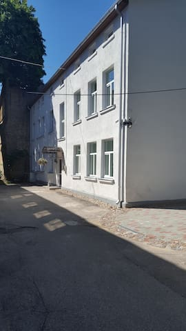 """Ventspils center apartments"" 1-bedroom apartment - Ventspils - Departamento"