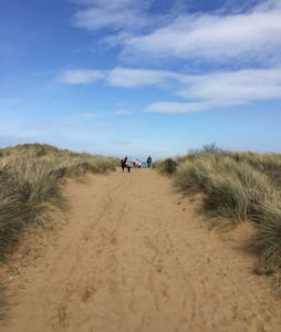 Beautiful home close to stunning beaches. - Lincolnshire - อื่น ๆ