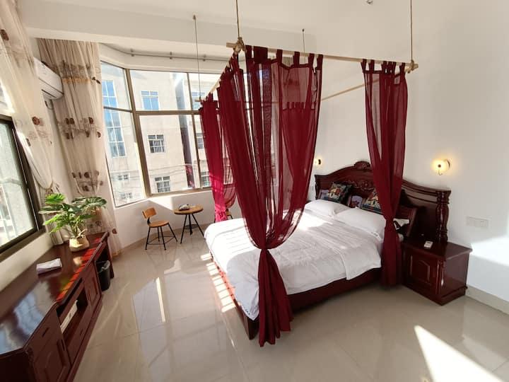 湄洲岛『彼◎岸』金海岸3室1厅大床房