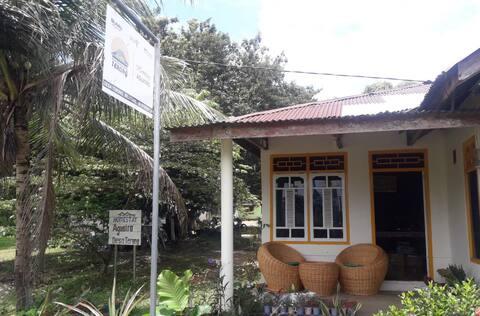 Penginapan Di Jalur Utama Pariwisata Belitung