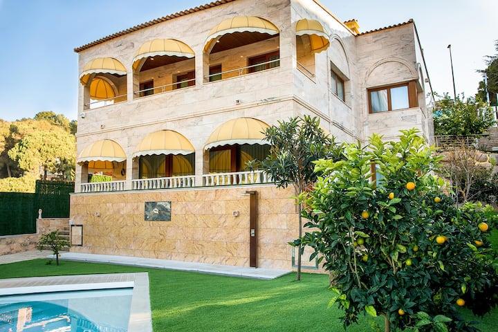 Fabulous New Villa 100m to the Fanals Beach Lloret