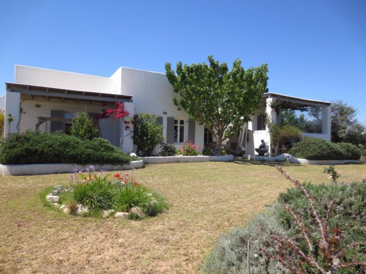Villa Oceanis.