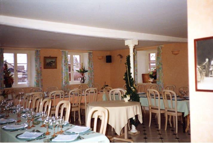 Gîte jusqu'à 3 personnes à la Carpe d'Or - Rougegoutte - Wohnung