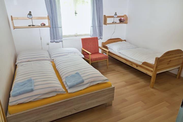 Chalupa Františka Horní Bečva - Beskydy - Horní Bečva - Chalet