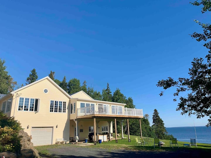 Gone Coastal | Brand New Beachfront Property