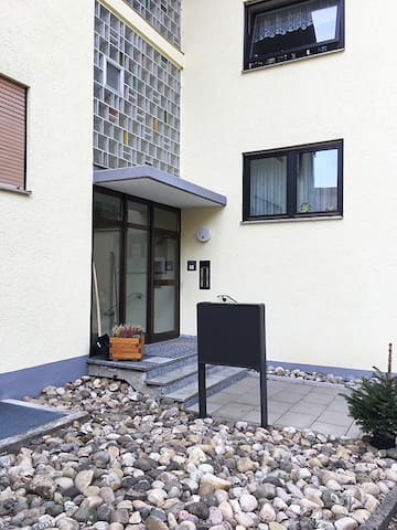 60qm Apartment, Balkon, Feldbergblick, Wellness - Lenzkirch - Apartamento