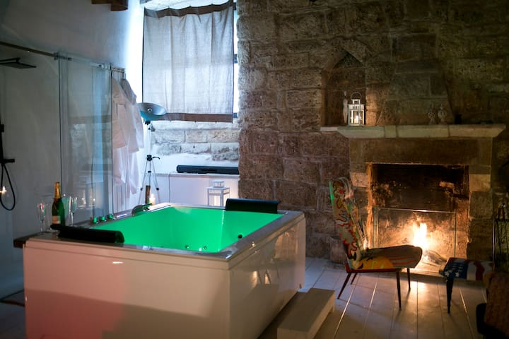 AL TEMPO SOSPESO luxury room
