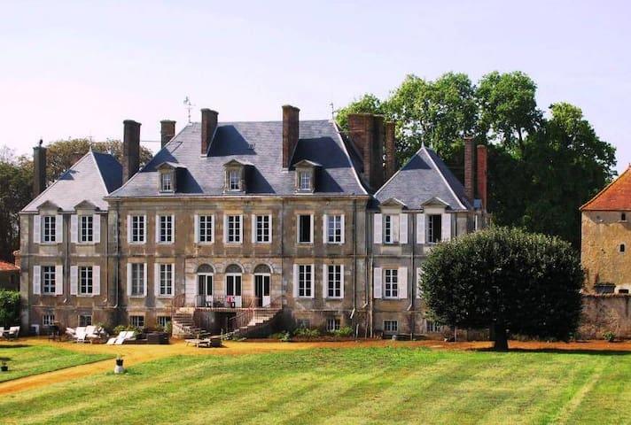 Château des Noces - Bazoges-en-Pareds