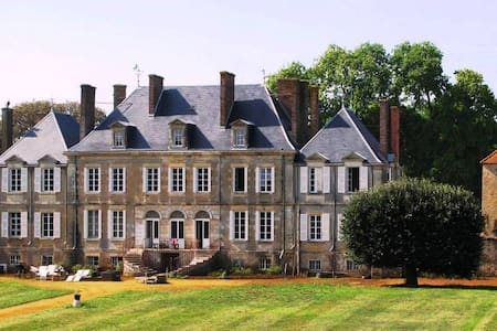 Château des Noces - Bazoges-en-Pareds - Castle