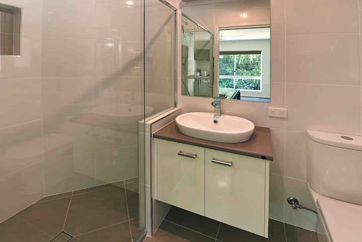 This new 1st class ensuite  has all the quality extras to satisfy your needs.