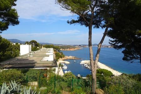 Studio Vue Mer Imprenable - BANDOL Res Athena Port