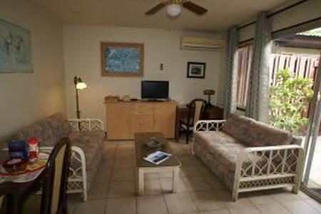 Cozy, clean, comfortable 1BR apmt - Oranjestad