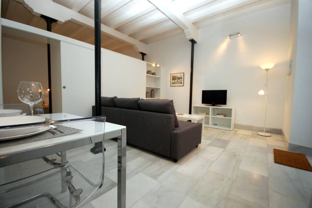 731 exclusivo loft en el centro apartamentos en - Loft en sevilla ...