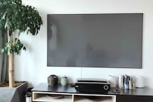 激光电视,豪华配置