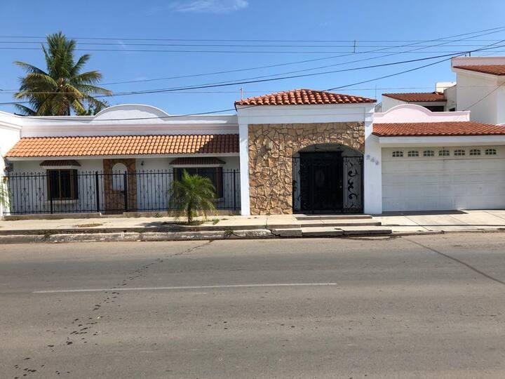 Habitación standar privada para 2 personas.