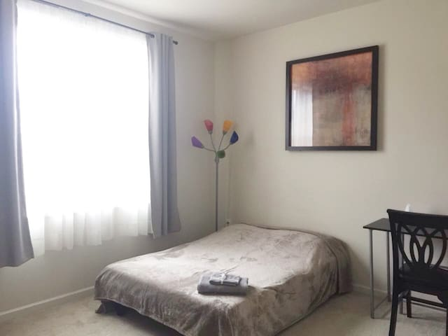 Ashburn Townhouse Room-Near Dulles Int. Airport