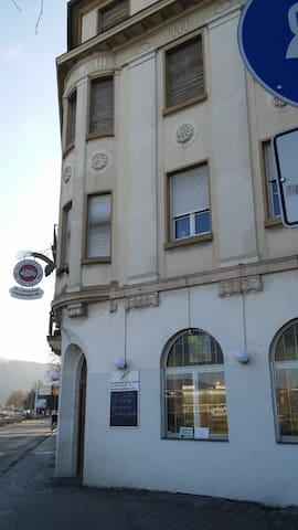 Schönes Altbauzimmer in zentraler Lage - Heidelberg - Daire