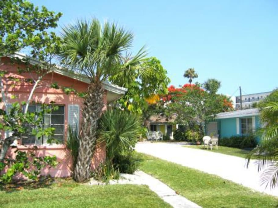 Beach Place property