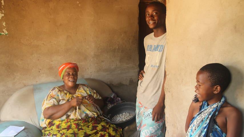 Duara Village Experience, Kigamboni - Kigamboni - Dom
