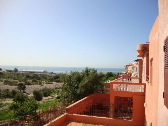 Belle Maison ensoleillé vue sur Mer - Imi Ouaddar