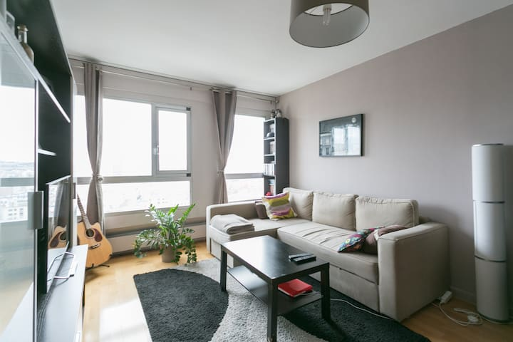 Lovely flat in Place d'Italie - Paris - Apartment