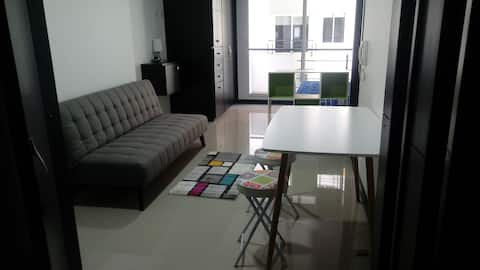 Beautiful and comfortable apartmentstudio wifi, cable TV.
