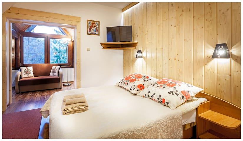 Tatrzańska Kotwica - Room no 1 for 3 person
