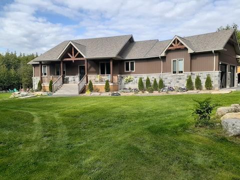 The Vanderwater Country Home
