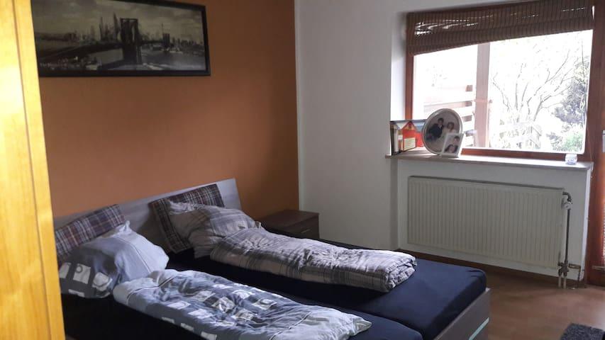 Vermiete mein Schlafzimmer in Top Wohnung/Wohnhaus - Passau - Wohnung