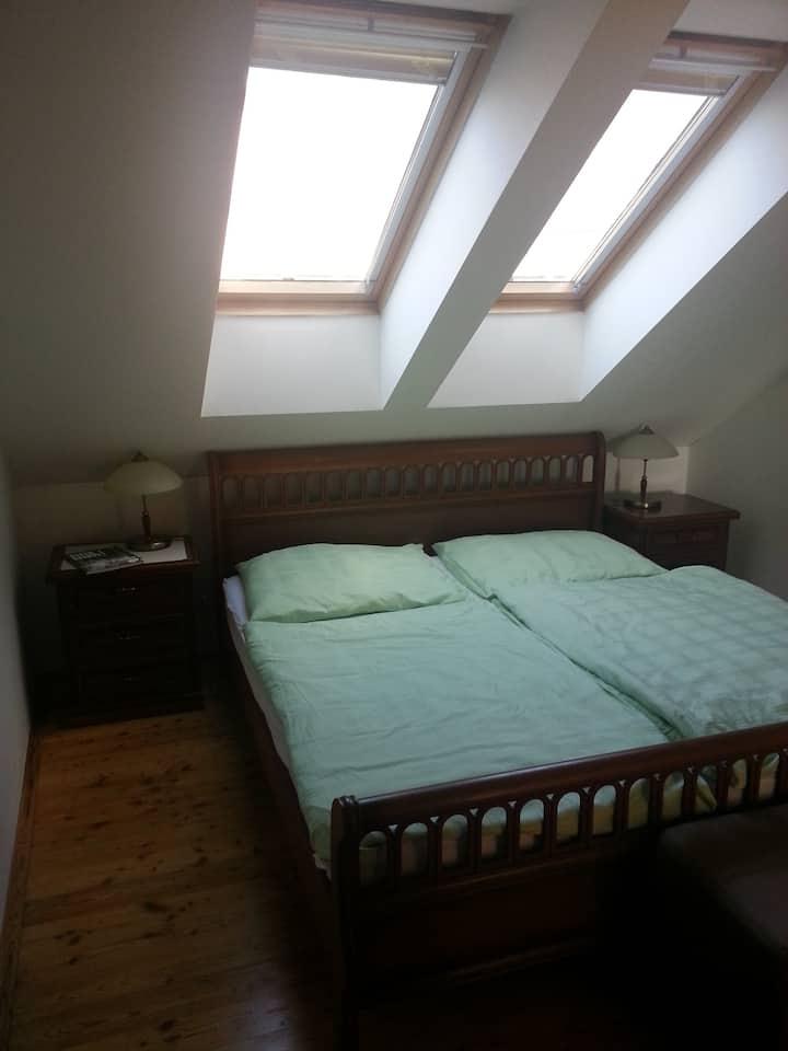 Comfortable flat