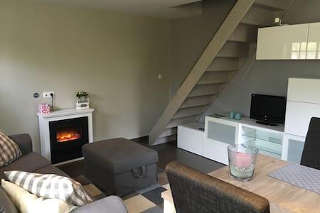 Moderne woning in het groen met echte boomhut ! - Lommel - Haus