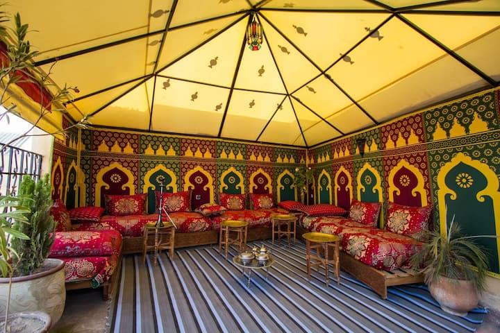 Dar Ahl Tadla Imane Room