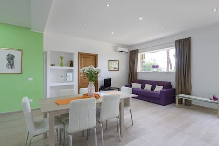 Family apt up to six guests near Vatican (B1) - Rom