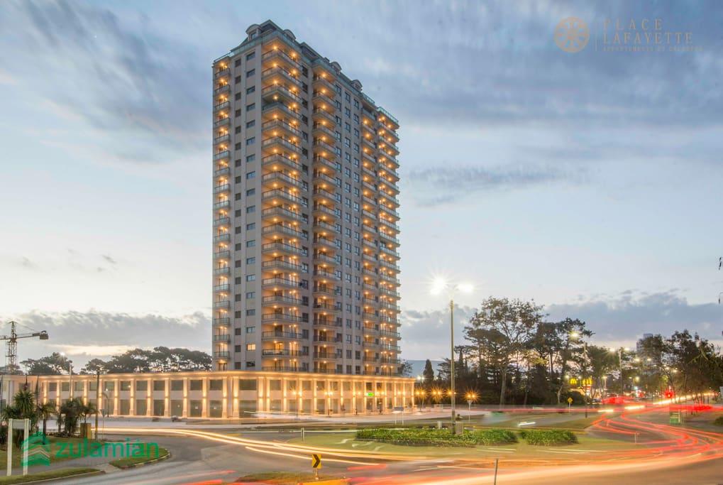 Place lafayette 1 ambiente apartments for rent in for Muebles en punta del este uruguay