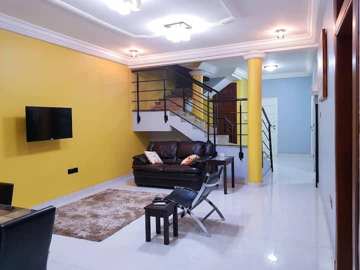 3 Bedroom Ensuite Luxury House, Located in Comm.18
