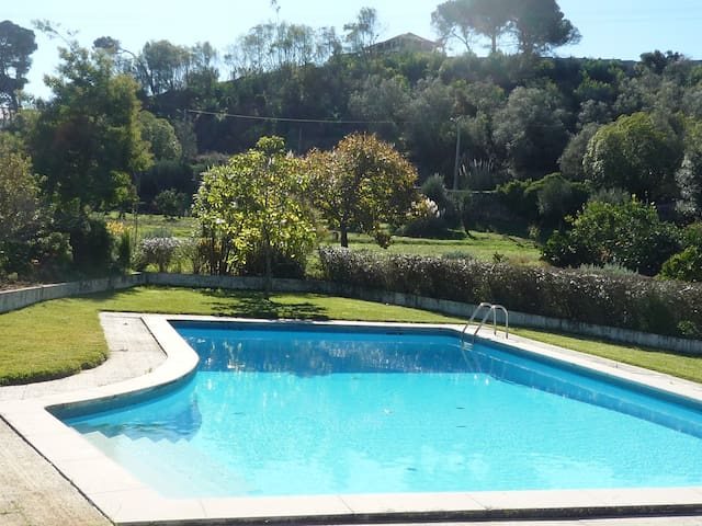 Traditional Quinta with guest villa near Sintra