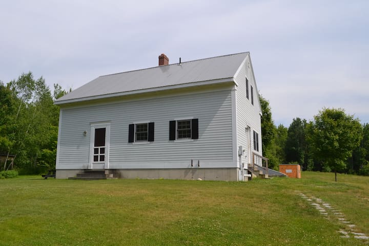 Peaceful, sunny retreat near Fryeburg and Bridgton