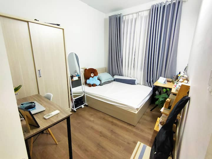 Shared room in Luxcity Apartment District 7