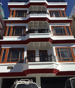 Apartment No.201: 2 bedroom with parking in Shimla