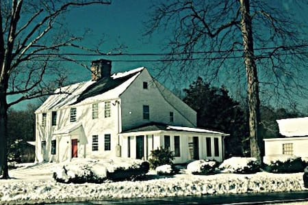 The John Tyler House - Branford