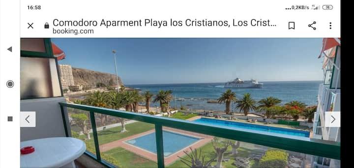 COMODORO Magnífico apartamento en la playa