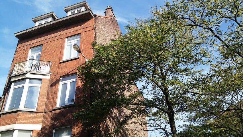 Charmant appartement deux chambres Bruxelles