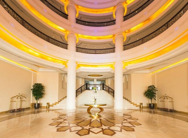 Resort 5* in Island (private apto) - Ras al Khaimah - Apartemen