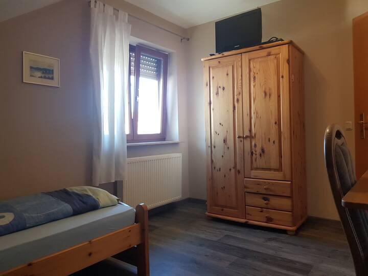 Ihr künftiges Zimmer im Raum Fulda