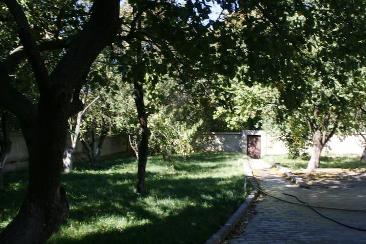 Дом за городом - Tskneti - Huis