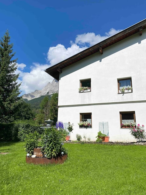 Gemütliche Wohnung im Alpenparadies