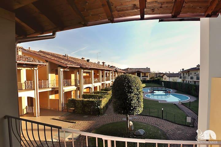 Residence Domus Aurea - Puegnago sul Garda - Apartamento