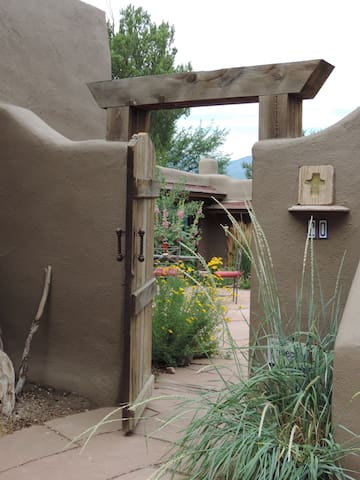 Traditional Adobe Casita