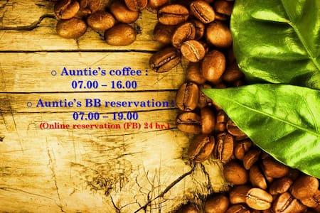 Auntie's BB - Mae Sot - Aamiaismajoitus